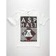 ASPHALT YACHT CLUB Specs N Effects Lockup Mens T-Shirt