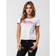 VANS Authentic Womens Ringer Tee