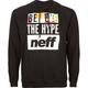 NEFF Believe The Hype Mens Lightweight Hoodie