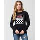 VANS 500 Miles Crew Womens Sweatshirt