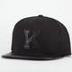 KR3W Cottonmouth Mens Snapback Hat