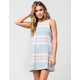 RHYTHM Strokes Tunic Dress