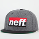 NEFF Half Block Mens Snapback Hat