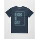 RUSTY End Tomorrow Mens T-Shirt