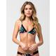 RHYTHM Flowerdaze Bralette Bikini Top