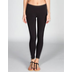 FULL TILT Basic Womens Ankle Leggings