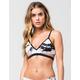 REEF Marble Wrap Bikini Top