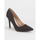 QUPID Walla Womens Pumps