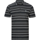 VOLCOM Bunker Stripe Mens Polo Shirt