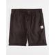 RUSTY Hooked On Mens Shorts