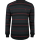 VOLCOM Zola Stripe Mens Thermal