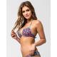 FULL TILT Morroc-On Push Up Halter Bikini Top