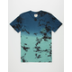 VANS Washed Out Mens T-Shirt