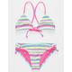 ROXY Island Tiles Girls Reversible Top Bikini Set