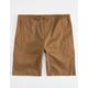 CRASH Mens Cargo Jogger Shorts