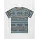 SHOUTHOUSE Horizon Boys Pocket Tee