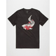 VOLCOM Shark Tac Mens T-Shirt