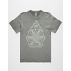 VOLCOM Space Time Mens T-Shirt
