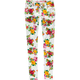 VANILLA STAR Floral Womens Ankle Bite Pants