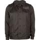 METAL MULISHA Tasked Mens Hooded Denim Jacket