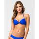 FULL TILT Solid Underwire Halter Bikini Top