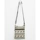 Tribal Elephant Crossbody Bag