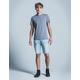 RSQ London Mens Skinny Denim Shorts