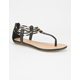 REPORT Lavell Womens Sandals