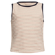 H.I.P. Stripe Contrast Girls Tank