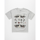 AYC Floral Jersey Boys T-Shirt
