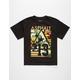 ASPHALT YACHT CLUB Floral Camo Boys T-Shirt