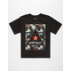 AYC Tropical Flower Boys T-Shirt