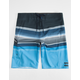 BILLABONG Platinum X All Day Stripe Mens Boardshorts