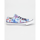 CONVERSE Chuck Taylor All Star Floral Print Womens Shoes