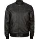 NIXON Distruct Mens Faux Leather Jacket