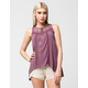 SOCIALITE Lace Crochet Womens Top