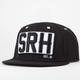 SRH Billboard Mens Snapback Hat