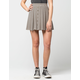 FULL TILT Ribbed Womens Skater Skirt