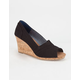 TOMS Classic Womens Wedges