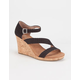 TOMS Clarissa Womens Wedges