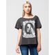 MIDNIGHT RIDER Janis Joplin Womens Tee
