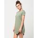 SOCIALITE T-Shirt Dress