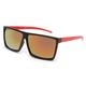 BLUE CROWN Flat Top Sunglasses