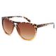 BLUE CROWN Tortoise Aviator Sunglasses