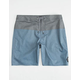 RVCA Dipped Surf Hybrid Mens Boardshorts