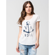 RVCA Anchor Away Womens Tee
