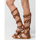 BAMBOO Bayside Womens Gladiator Sandals