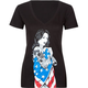 FATAL American Made Womens Tee
