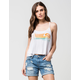FULL TILT Venice Beach Womens Tank