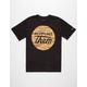 US VERSUS THEM Perfect Circle Mens T-Shirt
